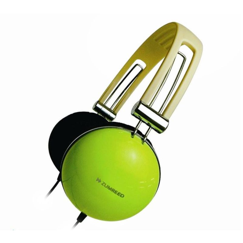 Zumreed ZHP-005 Lime Green Headphone
