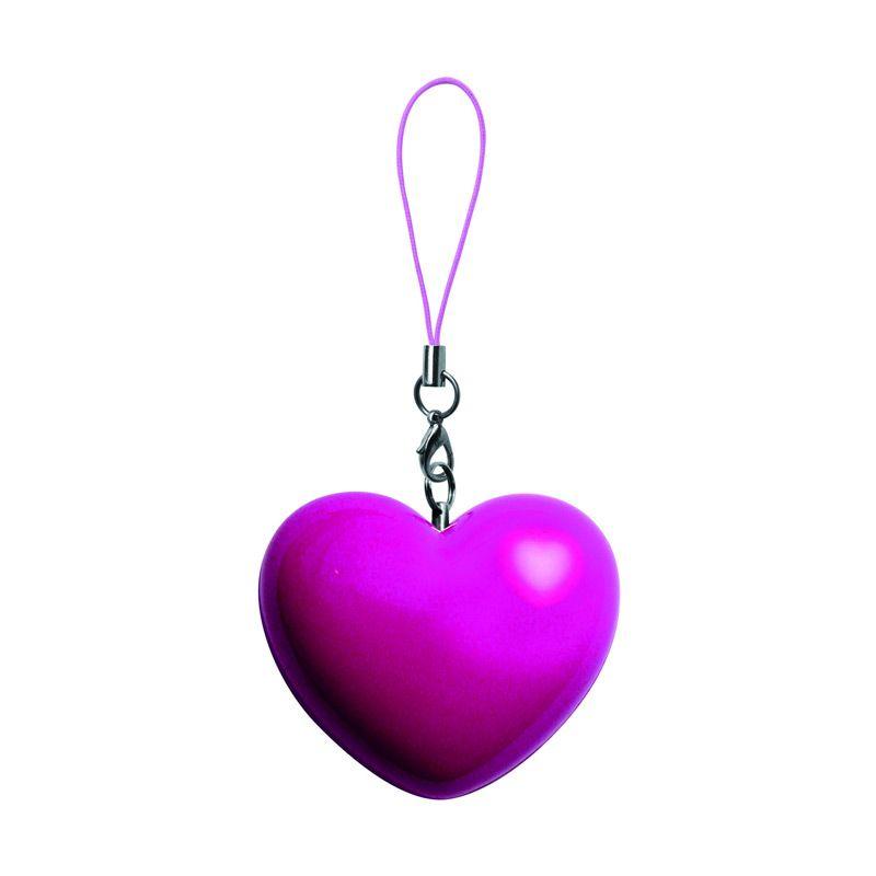 Zumreed Heart Speaker Pink