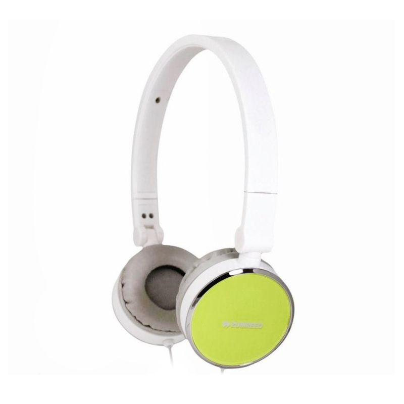 Zumreed Sfit ZHP-014 Lime Green Headphone