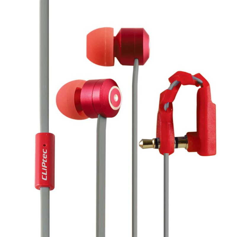 Cliptec Multimedia BME777 Merah Headset