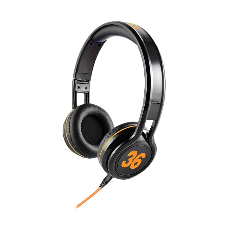Cliptec Multimedia Stereo BMH836 Hitam Headset