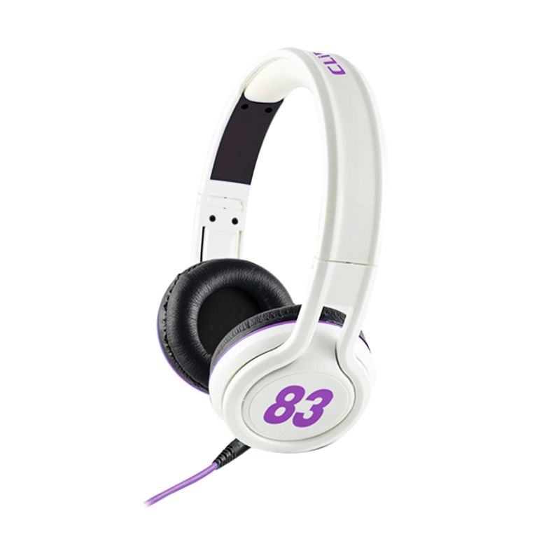 Cliptec Multimedia Stereo BMH836 Putih Headset