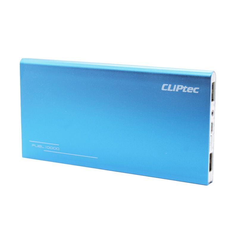 Cliptec PPP110 Original Biru Powerbank [10000 mAh]