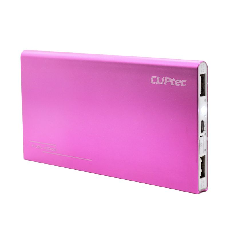 Cliptec PPP110 Original Pink Powerbank [10000 mAh]