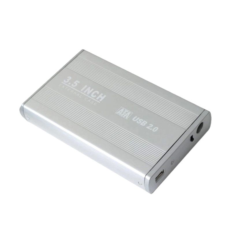 M-Tech Casing Hardisk External [3.5 Sata - Usb 2.0]