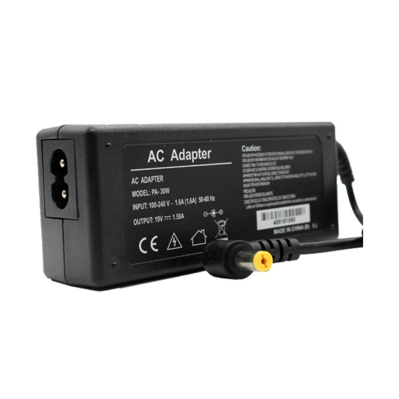 M-Tech Charger Laptop Replacement for Acer Aspire [19V/1.58A/1247]