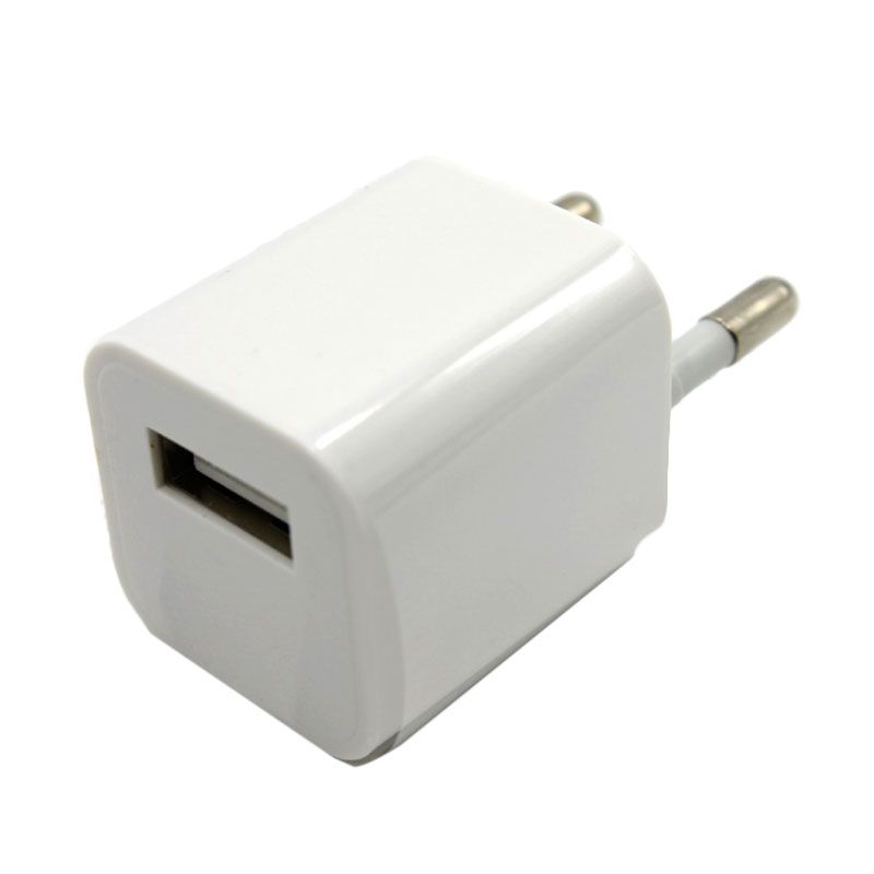 M-Tech USB 1A Putih Charger Adaptor