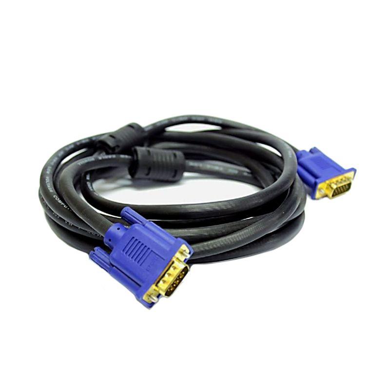 Kabel VGA 5Meter Gold