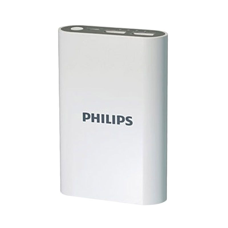 Philips DLP7503 Putih Powerbank [7500 mAh]