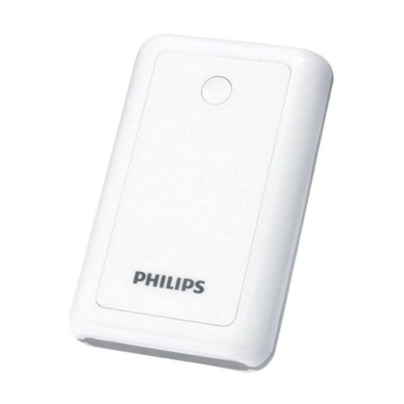 Philips DLP7800 Putih Powerbank [7800 mAh]