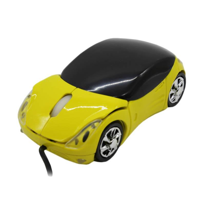 Universal Car Kuning Mouse