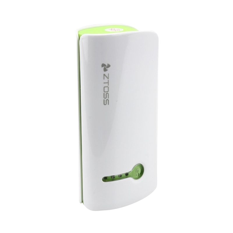 ZTOSS Aurora5200 Hijau Powerbank [5200mAh]
