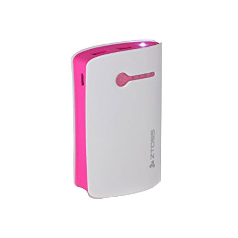 ZTOSS Aurora7800 Pink Powerbank [7800 mAh]