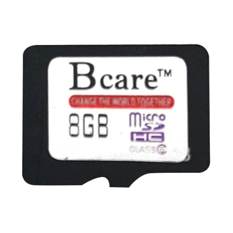 Bcare Wholesale MicroSDHC 120 pcs Memory Card [8GB/Chip Only]