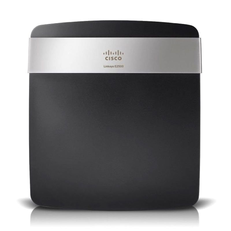 Cisco Linksys Wireless N300 Router E2500 Dual Band