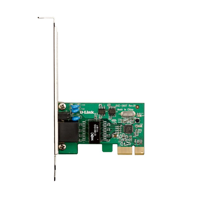 D-Link DGE-560T Gigabit PCI Express Adapter