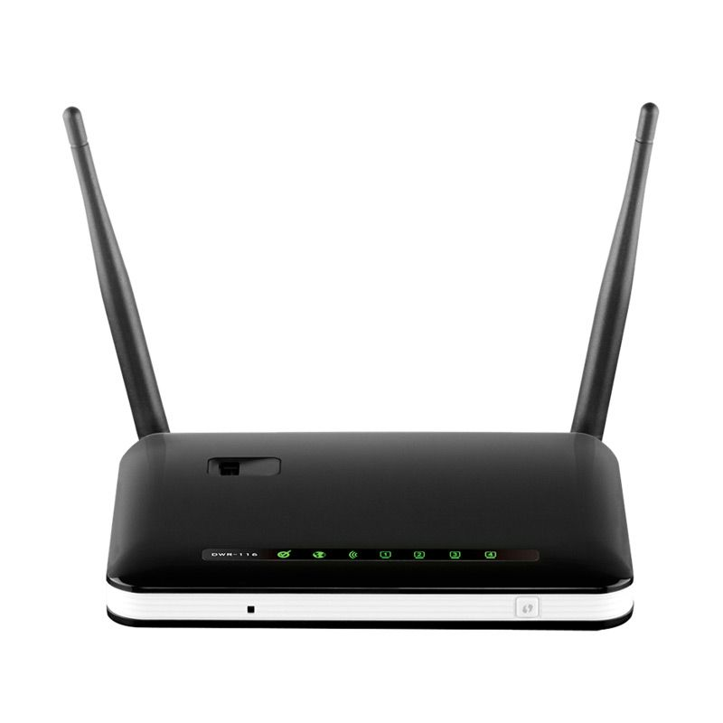 D-Link DWR-116 300 Mbps Wireless 3G Router