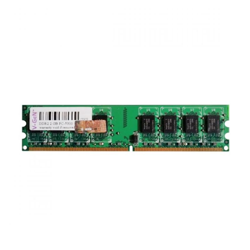 V-Gen Memori RAM PC [2GB/DDR2/PC5300]