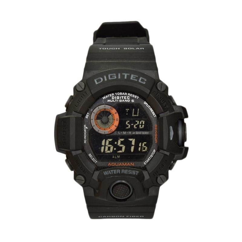 Digitec DG2064TBOR Jam Tangan Pria - Black