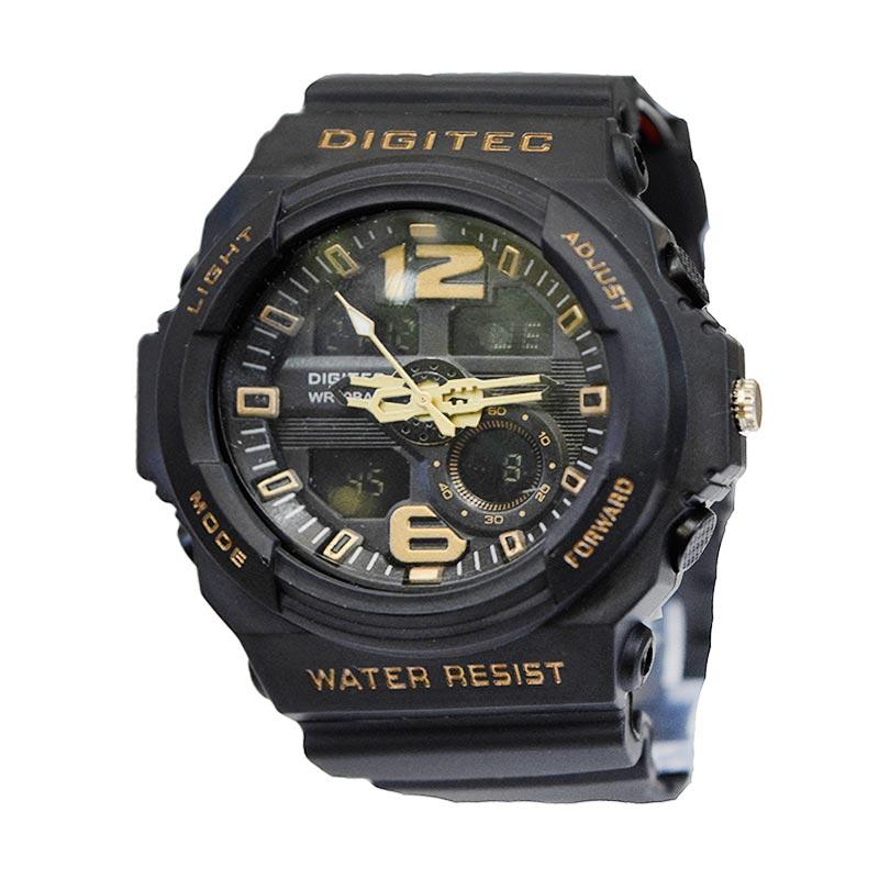 Digitec DG2067TBRG Jam Tangan Pria - Black