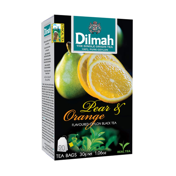 harga Dilmah Pear & Orange Blibli.com