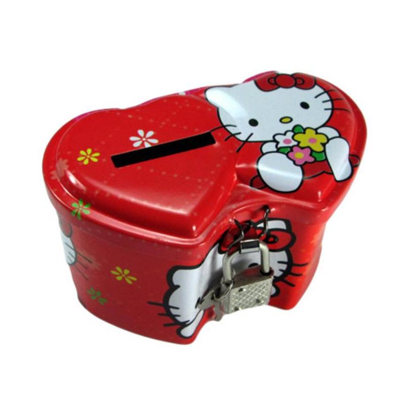 harga Disney 2 Love 2651 Hello Kitty Celengan Kaleng Blibli.com