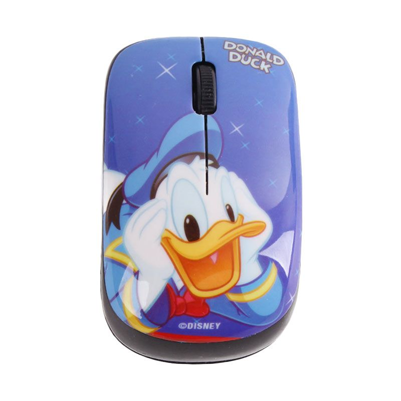 Disney Blue Optic Donald Amazing Wireless Mouse