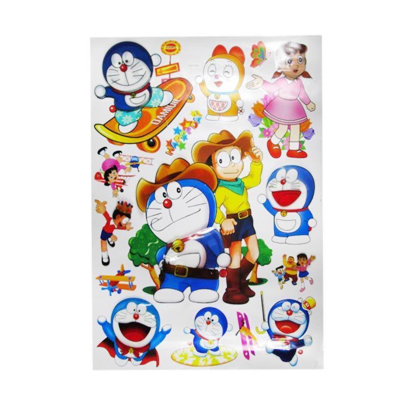 Disney Doraemon CLA Stiker Dinding