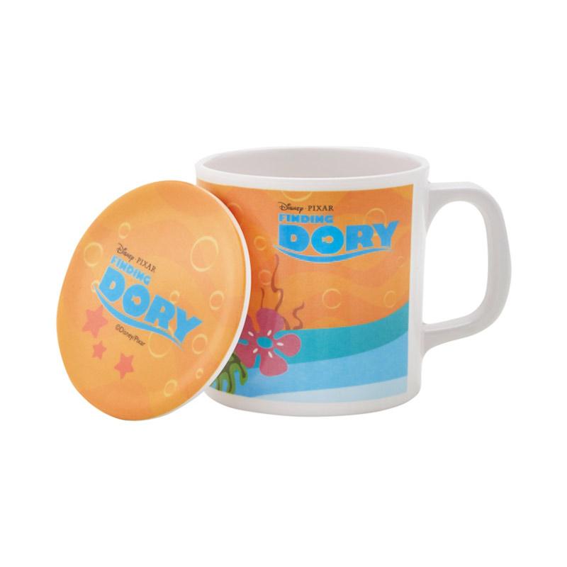 harga Disney Finding Dory Gelas Gagang Kecil Dengan Tutup Mug Anak Blibli.com