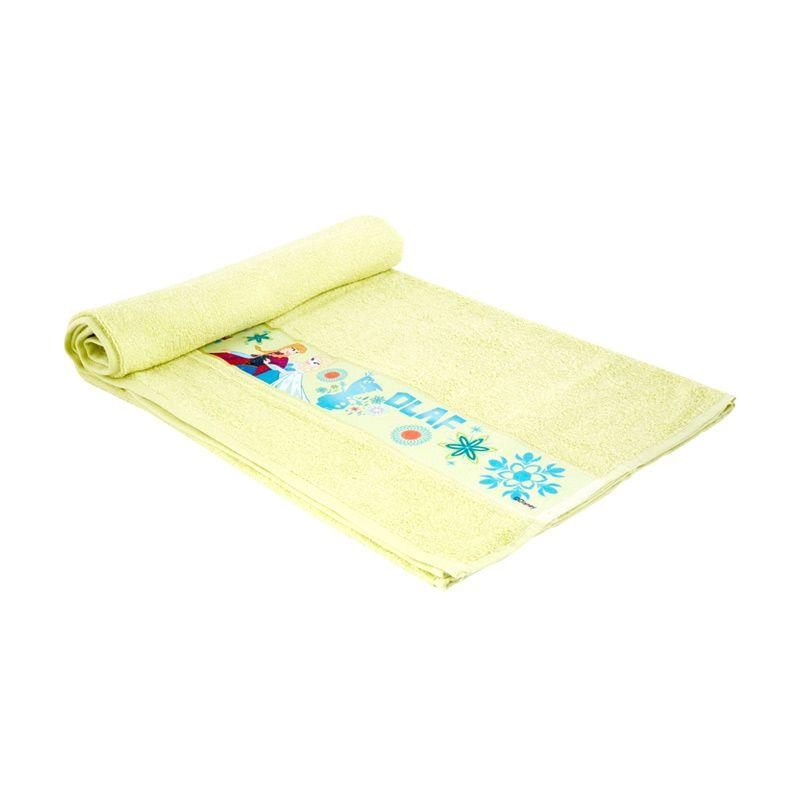 Disney Frozen Bath Yellow Handuk