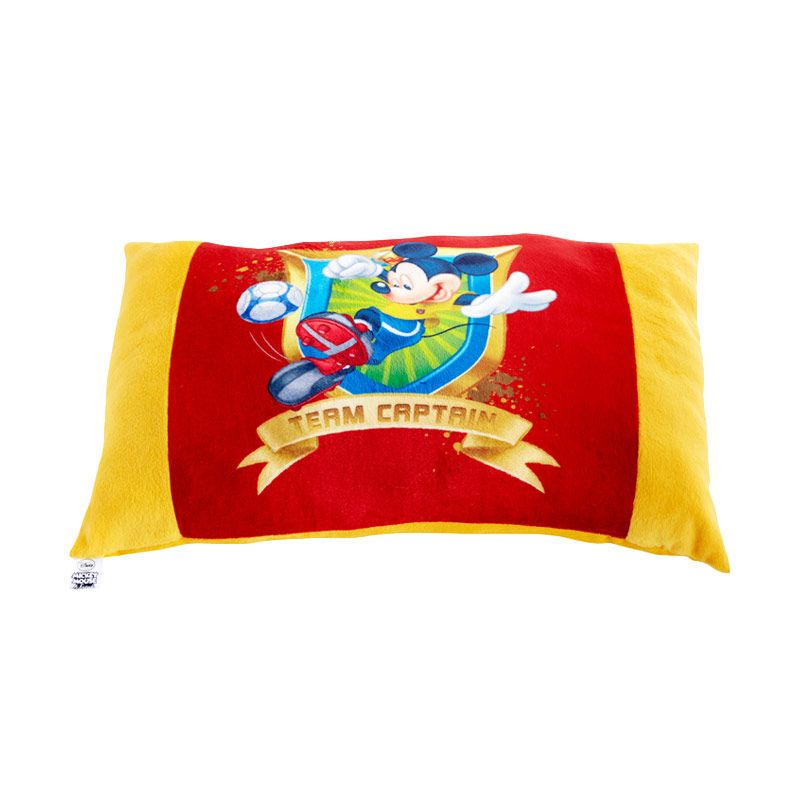Disney Mickey Mouse team Captain Cushion Bantal