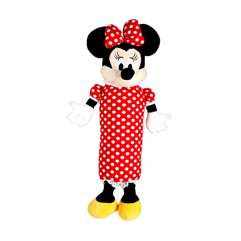 Disney Minnie Mouse Bloster Full Body Boneka