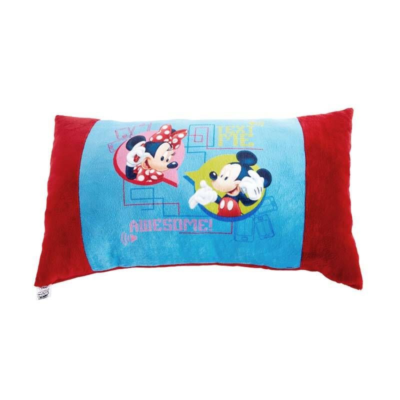 Disney Minnie Mouse Chit Chat Cushion Bantal