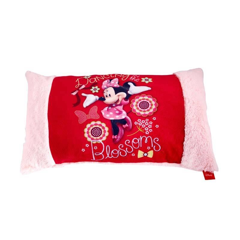 Disney Minnie Mouse Dansing Blossom Cushion Bantal