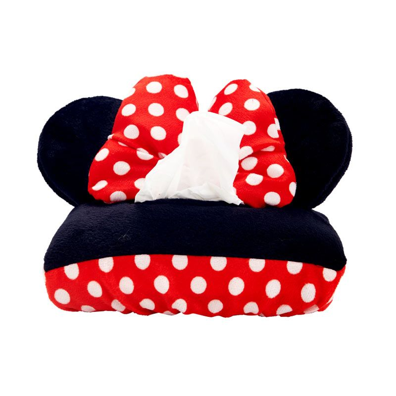 Disney Minnie Mouse Square Tissue Cover