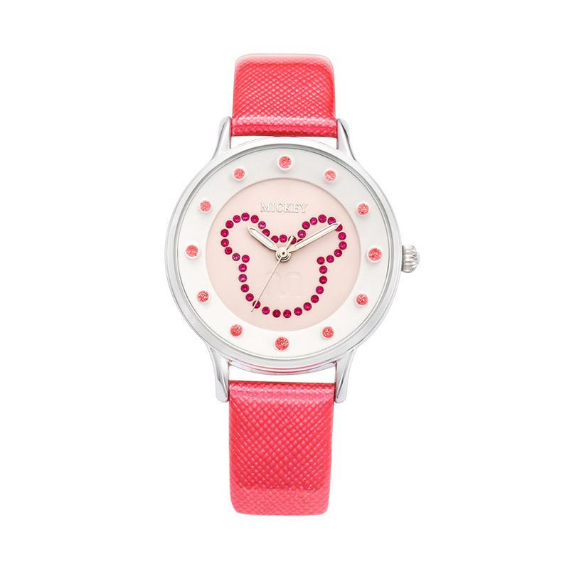 Disney MS11025-P Mickey Jam Tangan Wanita - Pink