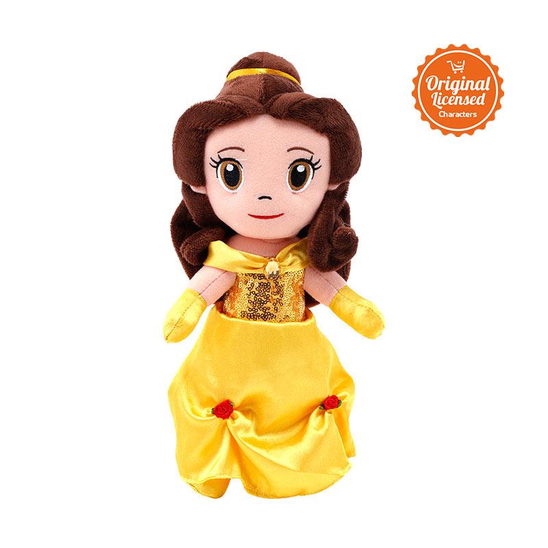 harga Disney Princess Belle Mainan Boneka Plush [12 Inch] Blibli.com
