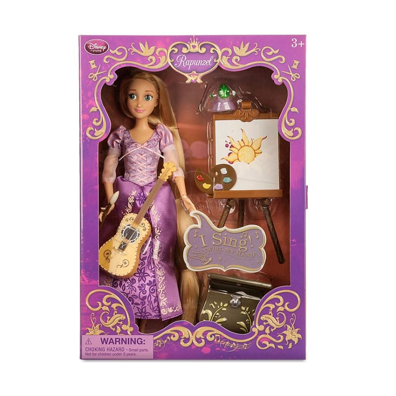 Jual Disney Rapunzel Deluxe Singing Doll Set 11 Mainan Anak Online November 2020 Blibli Com