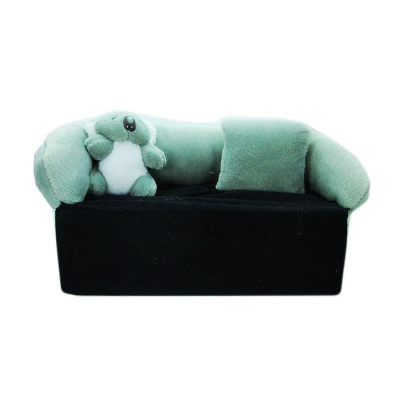 Disney Kotak Tissue Sofa Bantal Koala
