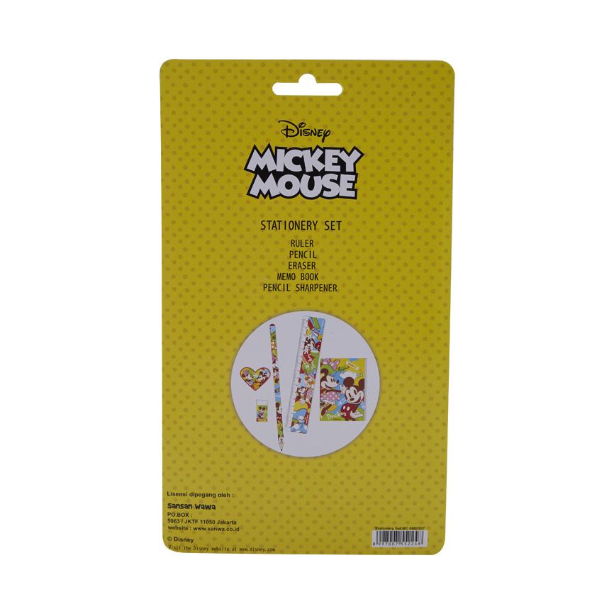 harga Disney Mickey Mouse Stationery CL028MC06025ST Set Alat Tulis Blibli.com