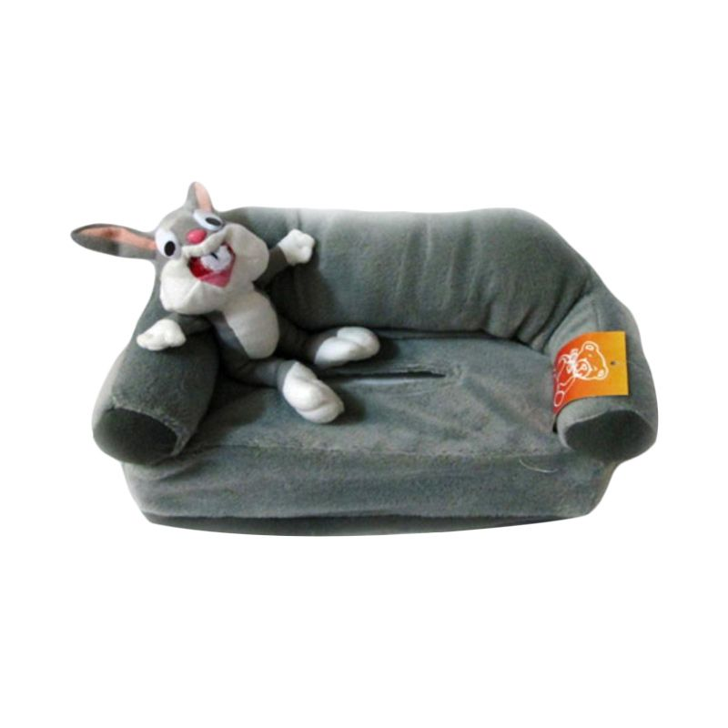 Disney Sarung Tissue Sofa Bug Bunny