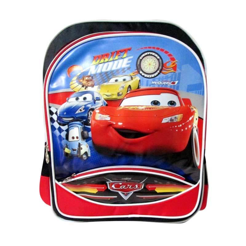 Disney Cars Tas Ransel Anak [Size L]