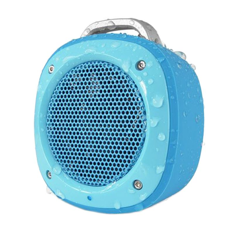 Divoom Airbeat 10 Biru Speaker