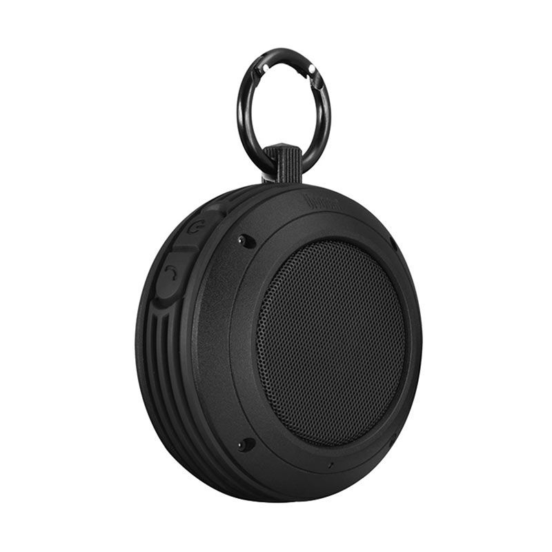 Divoom Voombox Travel Speaker - Hitam