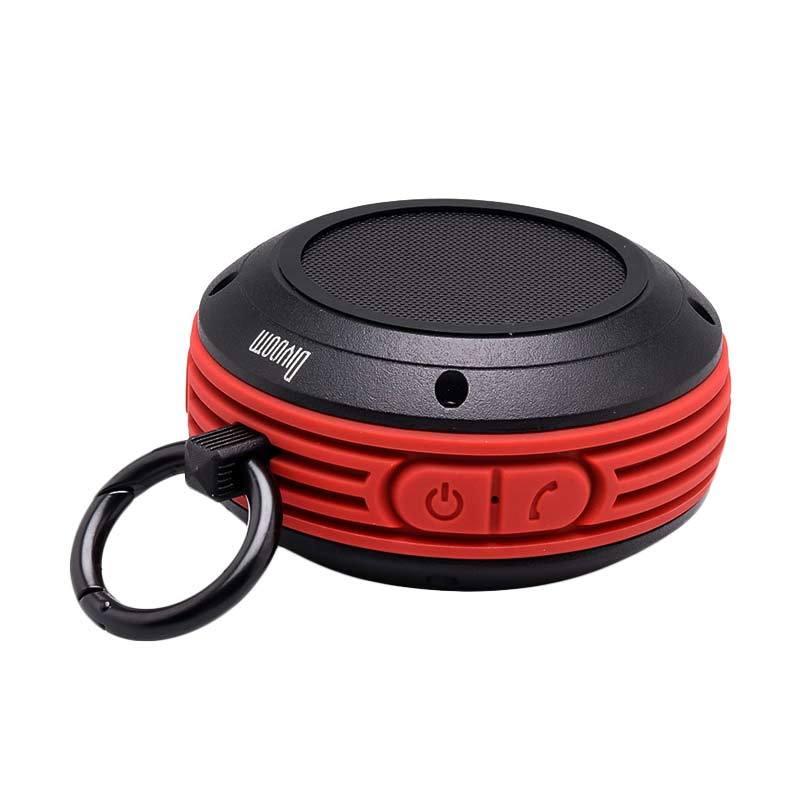 Divoom Voombox Travel Speaker - Vermillion Red