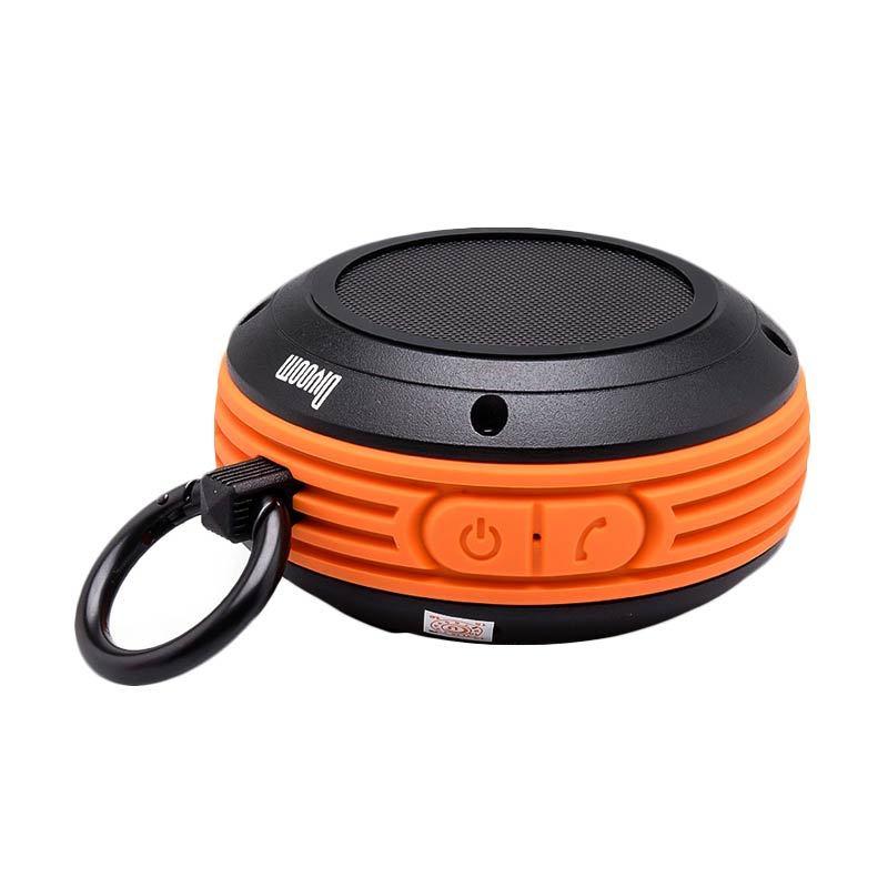 Divoom Voombox Travel Speaker - Vibrant Orange