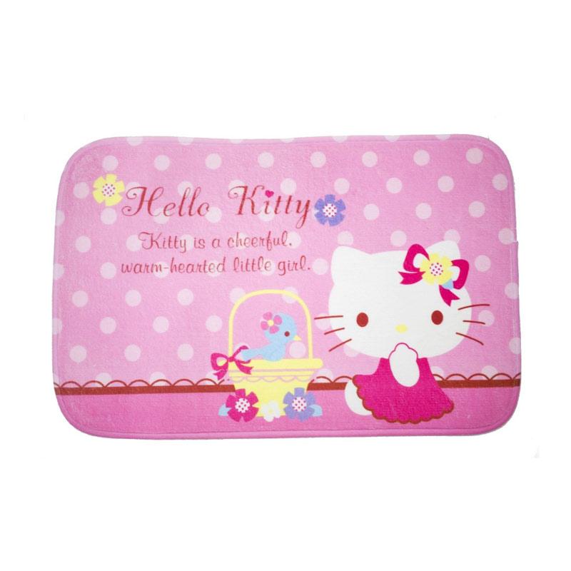 Dixon Character Hello Kitty 2 Keset Busa - Multicolour [40x60 cm]