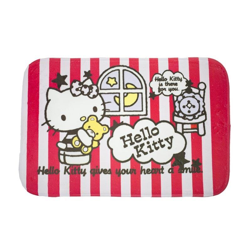 Dixon Character Hello Kitty 3 Keset Busa - Multicolour [40x60 cm]