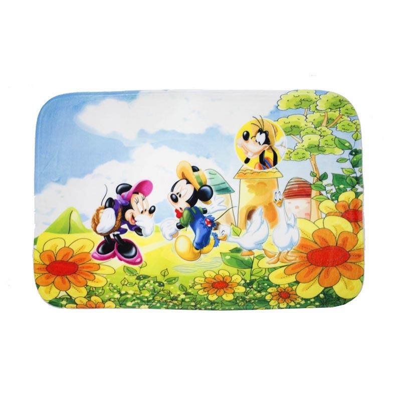 Dixon Character Mickey Farm Keset Busa - Multicolour [40x60 cm]
