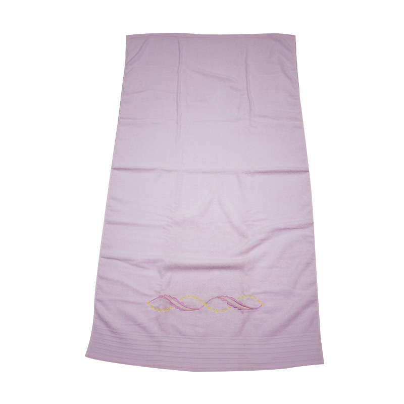Dixon DX1420 Handuk Mandi - Pink [70 x 140 cm]